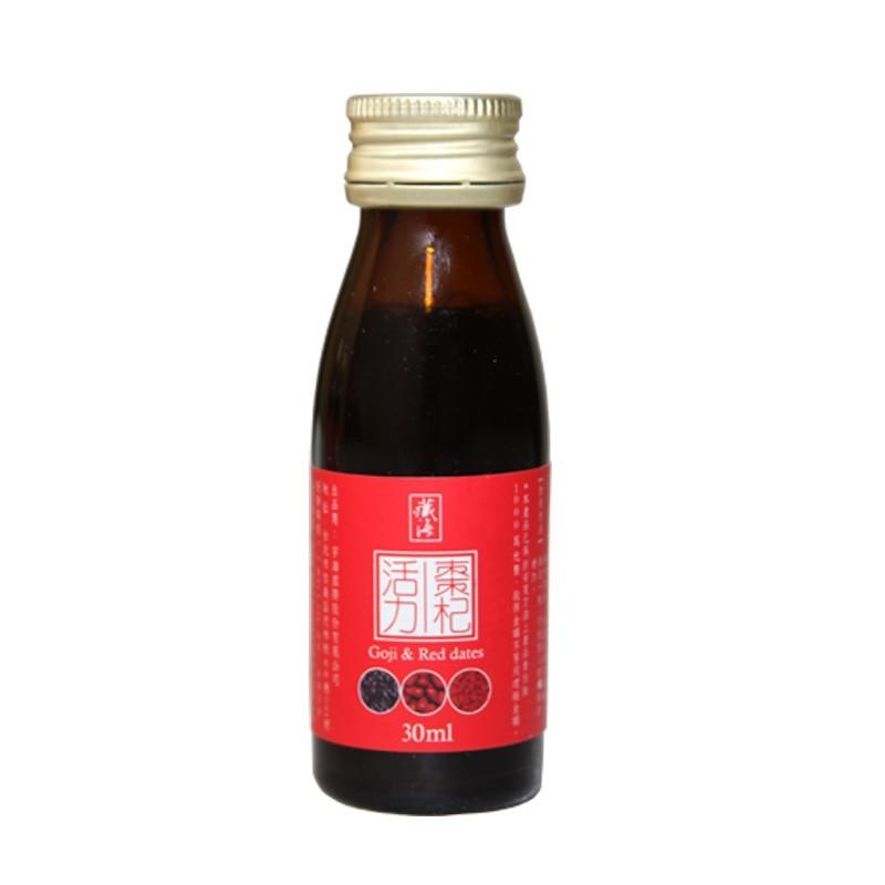 【藏海】棗杞活力飲30ml(裸裝60瓶)