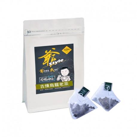茶包設計簡單沖泡,初學者也能輕易上手