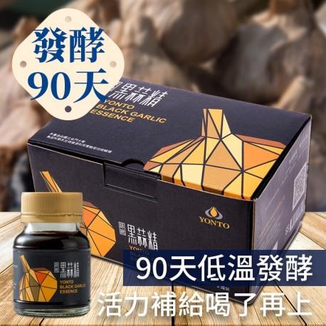 詠統生技黑蒜精(自用6入),補充礦物質鐵、鋅