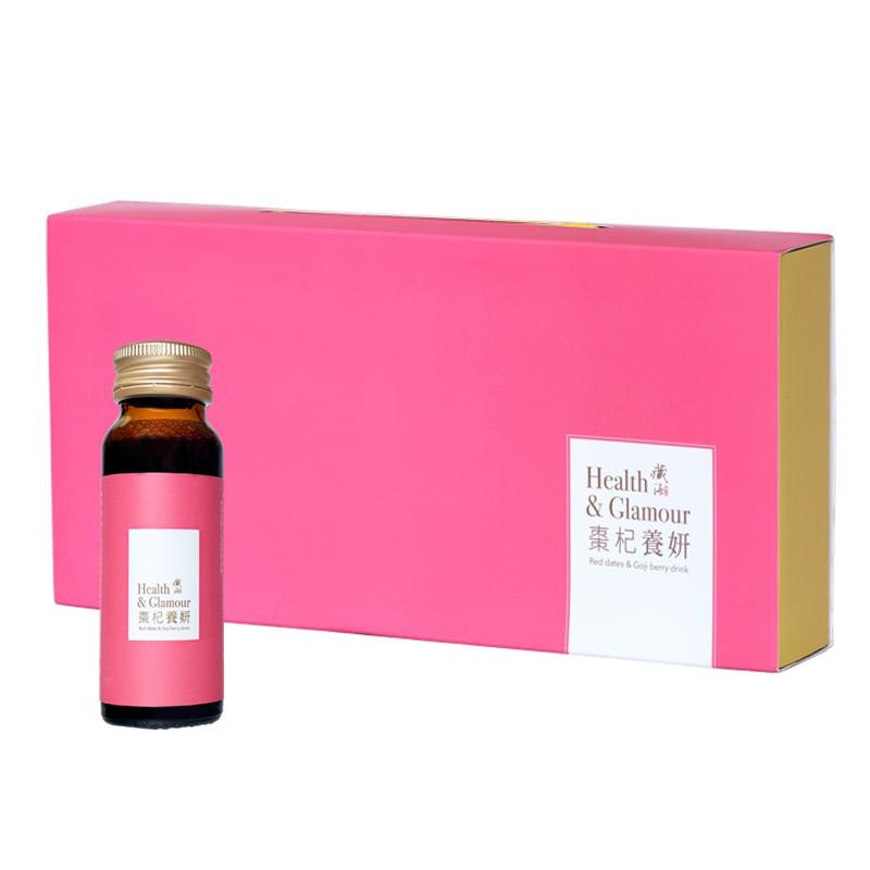【藏海】棗杞養妍飲50ml(6瓶)