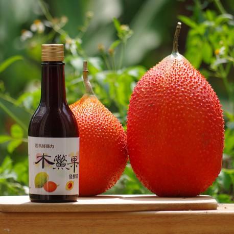 木鱉果發酵液:嘉義自產自種,酸甜自然的味道