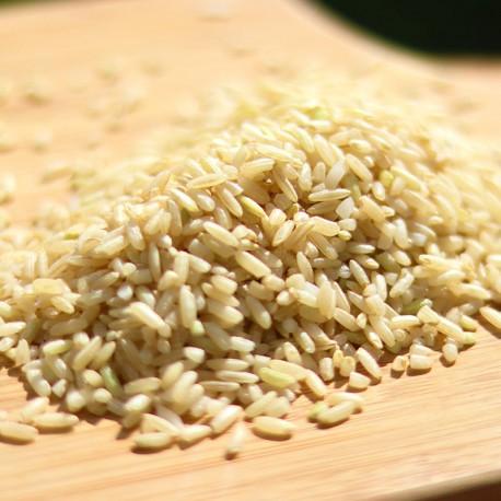 日曬糙米:豐富膳食纖維營養,淡淡穀香,越嚼越香!