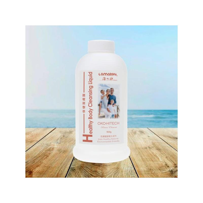 【抑菌專家】保健潔膚露-補充瓶500克