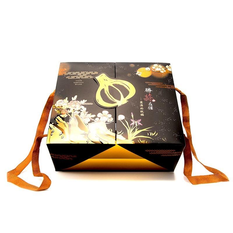 【詠統】勝蒜在握黑蒜精(精裝禮盒12入)