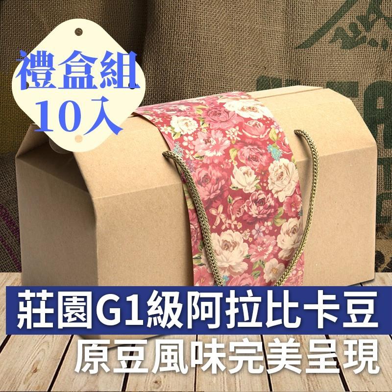 【咖啡控】手挑中淺焙濾掛式咖啡(禮盒組10入)