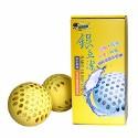 抑菌除臭-奈米銀絲洗衣球